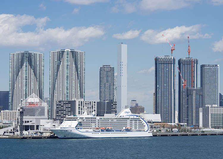 Tentang terminal-terminal kapal utama.
