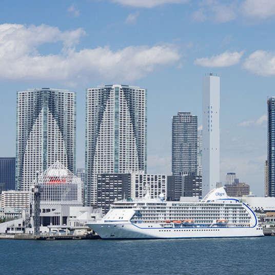 Terminal Penumpang Kapal Laut Utama