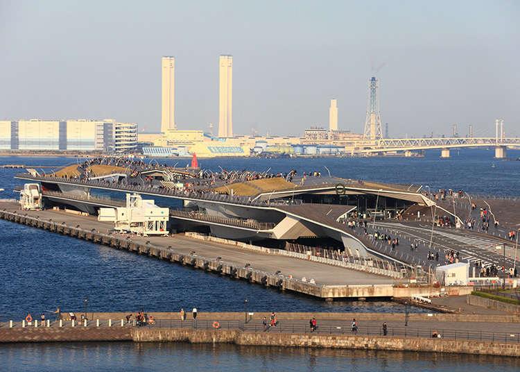 橫濱港大棧橋國際客輪航站