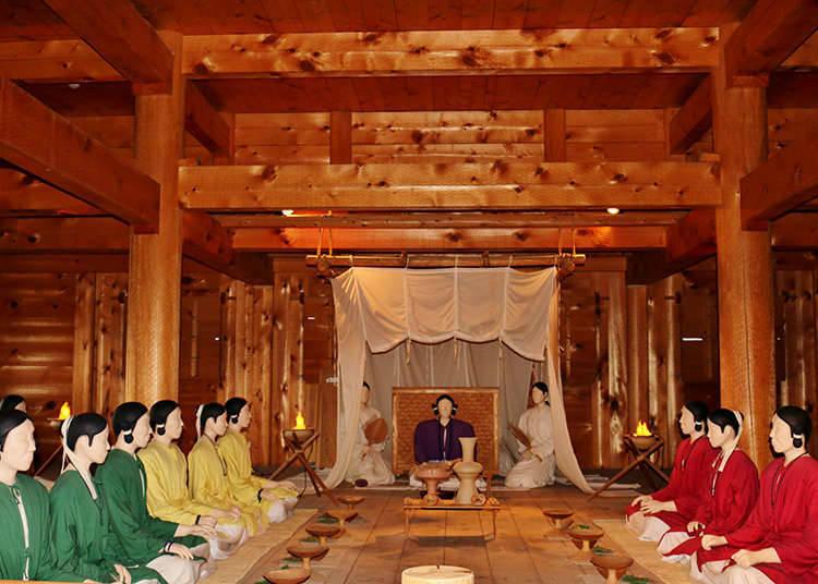 일본 전통민속 의상의 역사