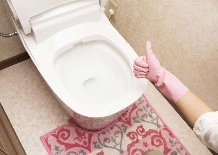 일본 관광 전에 알아두자! 화장실 매너