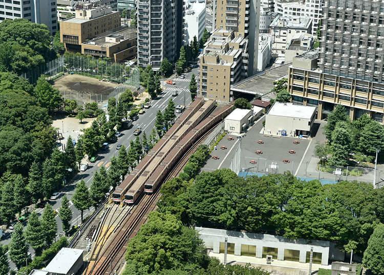 比較的治安が良いのは中央区・文京区