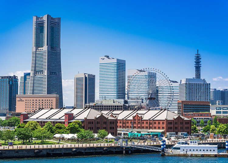 Information on the Areas Around Tokyo