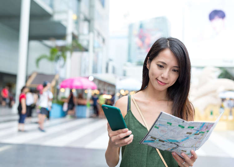 Visit various sites in Japan! Useful phrases for sightseeing
