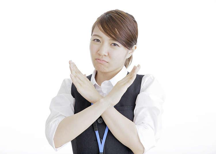 【入境】禁止攜入日本的物品以及限制