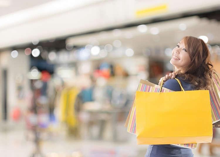 ショッピング時のマナー