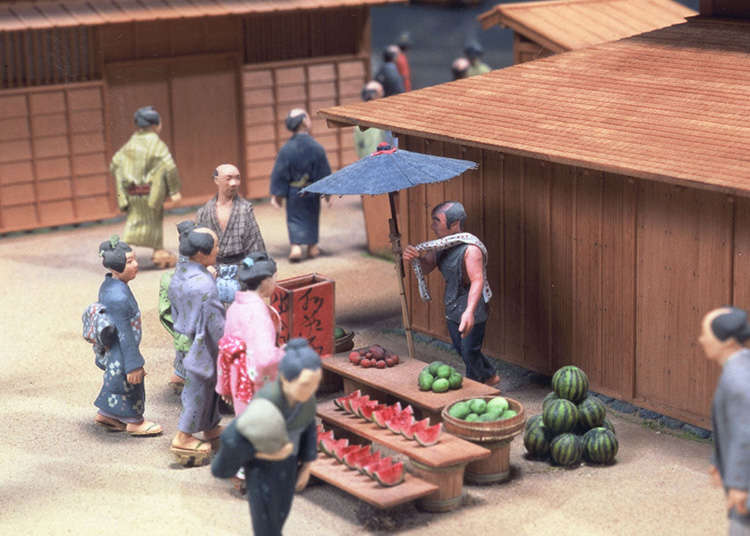 Mengetahui dan Menikmati Edo