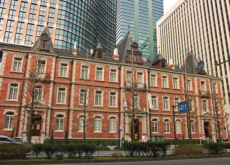อาคารสำนักงานแห่งแรกของมารุโนะอิจิ