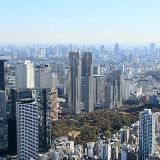 新宿的過去與現在