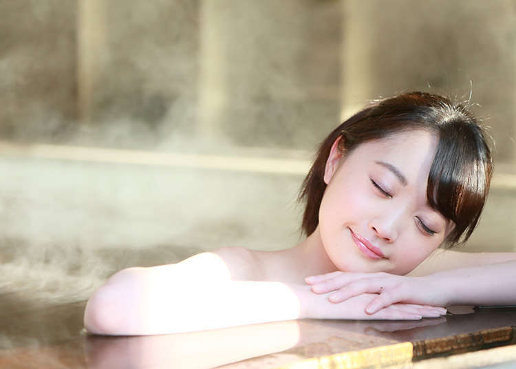 How to Bathe in Japanese Hot Springs and Public Baths