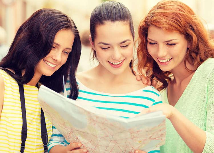 """""""จุดแนะนำนักท่องเที่ยว"""" ซึ่งเป็นผู้แนะนำที่ดีเวลาไปเที่ยวสถานที่ต่าง ๆ"""