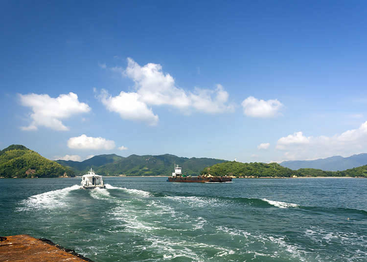 Laut di Jepang