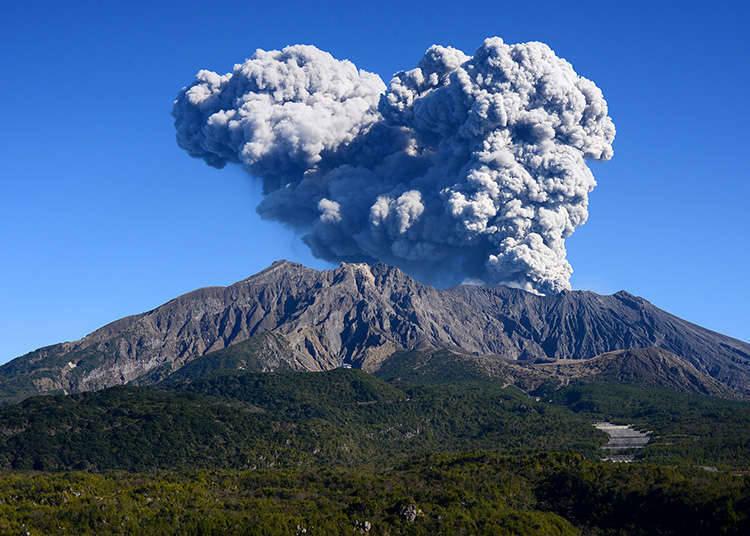 火山大国之日本