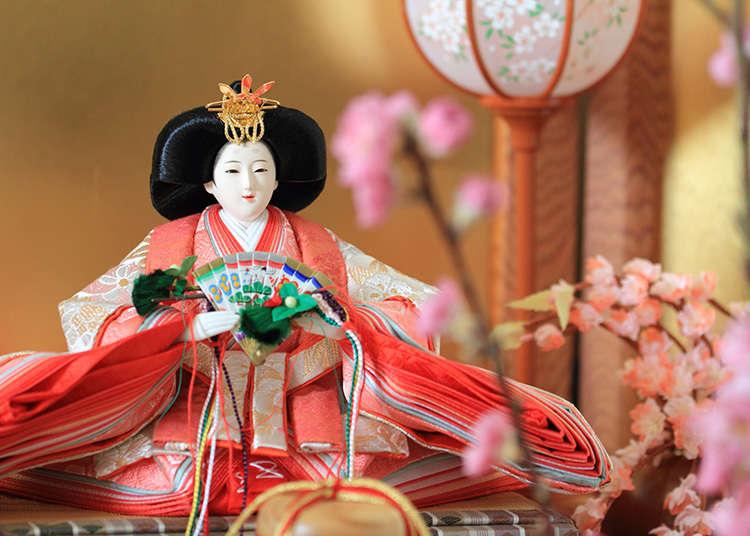 雛祭(女兒節)