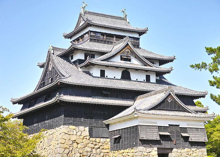 日本現存的城堡