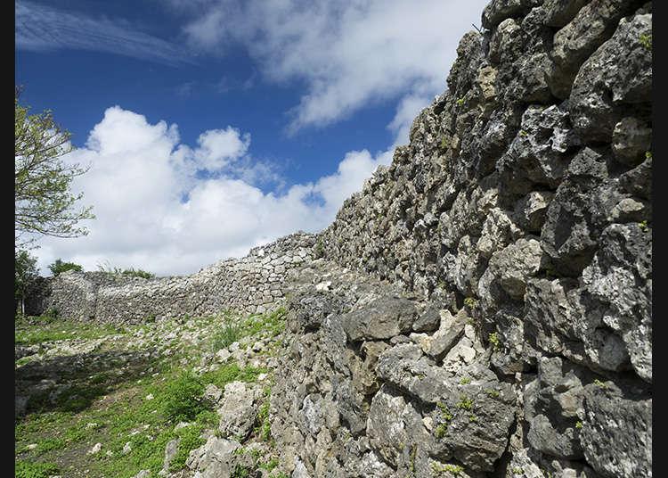 Joshi, Ruins of Castle