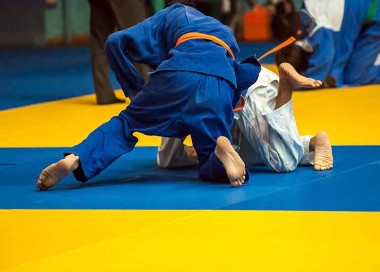 Apa Itu Judo?