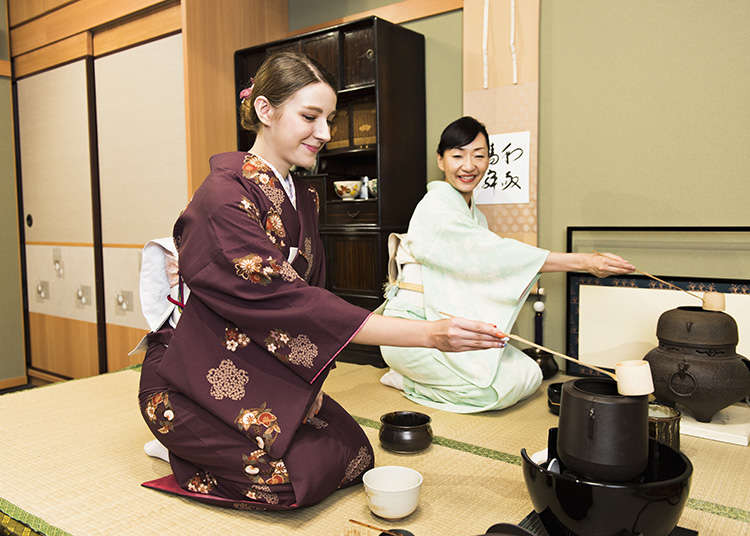 Sado - Upacara Teh Jepang