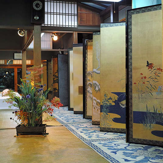 With Brush and Ink: The Beauty of Japanese Paintings