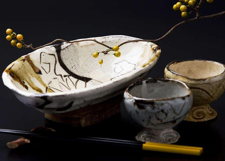 Togei (Kerajinan Keramik)