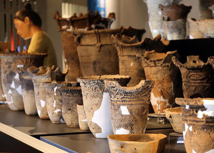 日本の陶器の歴史