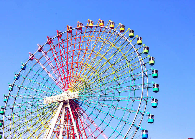 Theme Parks in Japan