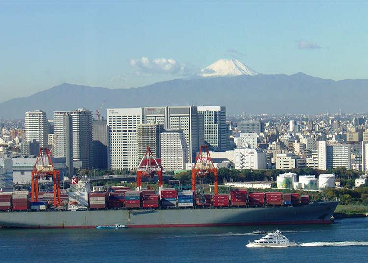 도쿄에서도 손꼽히는 관광 명소로!