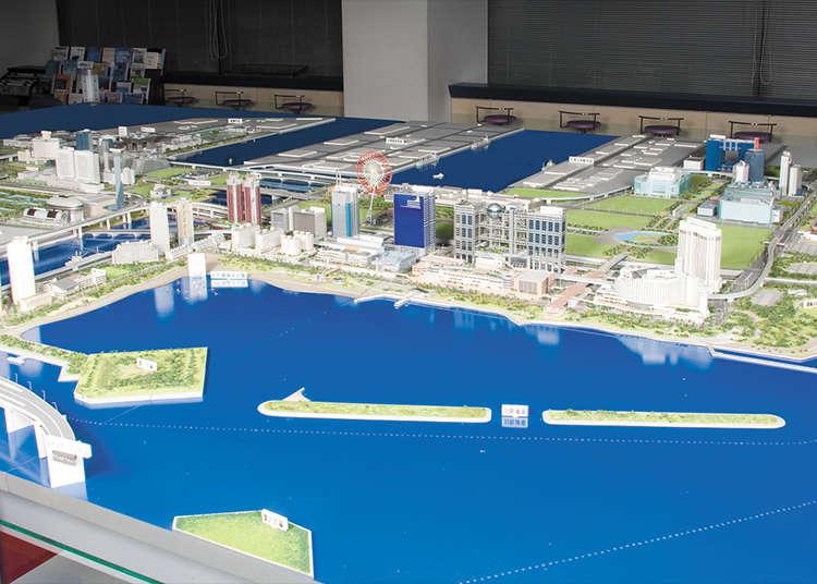 """Mengetahui sejarah Odaiba menerusi """"Tokyo Port Museum"""""""