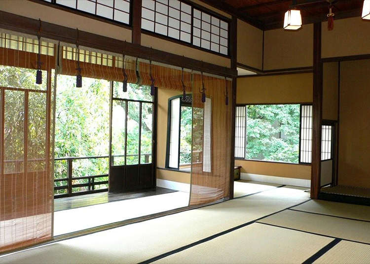 Japanese traditional wooden architecture