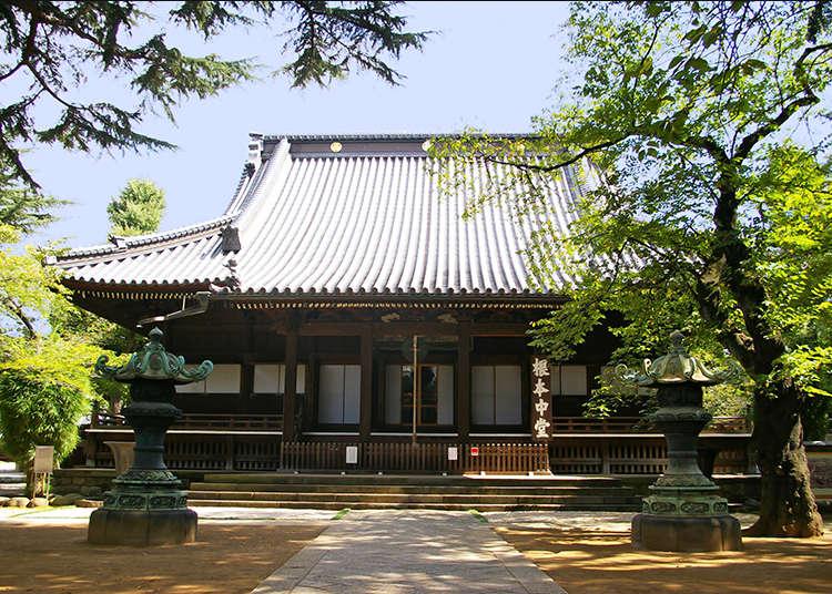 Asal-Usul Yanaka Disebut Daerah Kuil Buddha