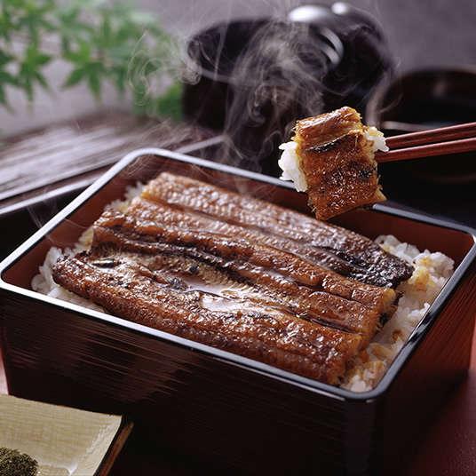Kabayaki belut