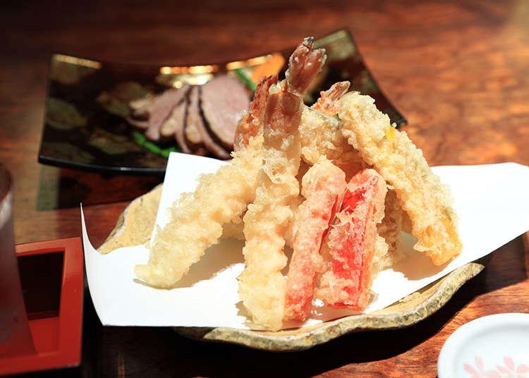 덴푸라(일본식 튀김)