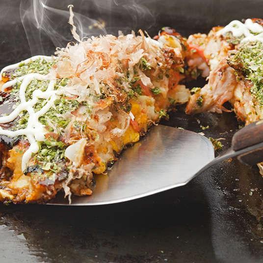 大阪燒·文字燒·章魚燒
