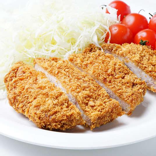 Tonkatsu (Deep Fried Pork Cutlets)