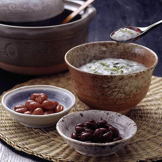 Bubur dan sup nasi