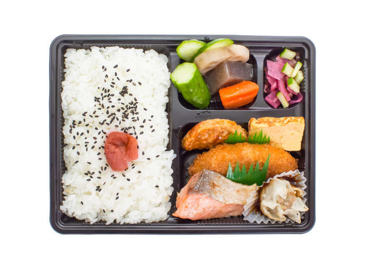 Bento (packed lunches)