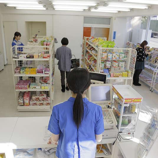 Kedai serbaneka (Convenience store)