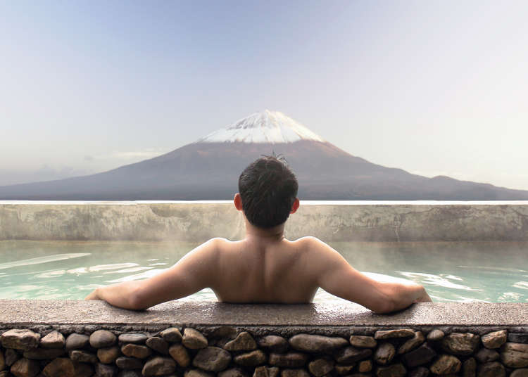 Budaya dan Cara Menggunakan Kolam Pemandian di Jepang
