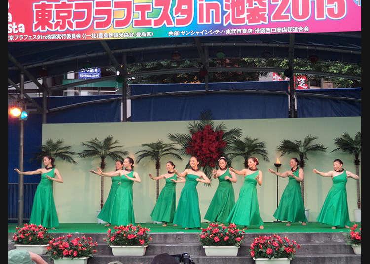 """""""Tokyo Hula Festa in Ikebukuro"""""""
