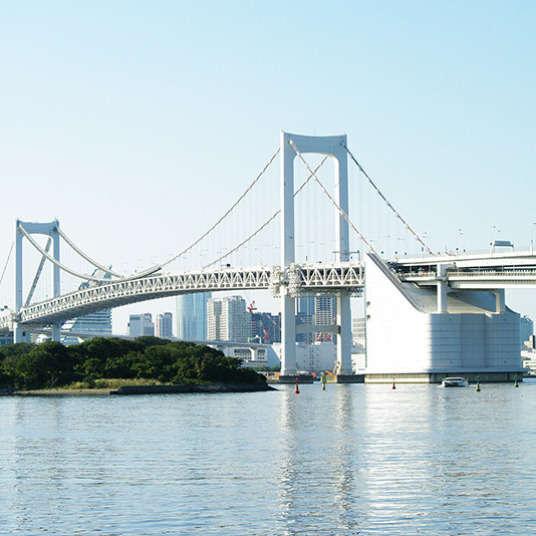 Tiga Lokasi Foto Pilihan di Odaiba