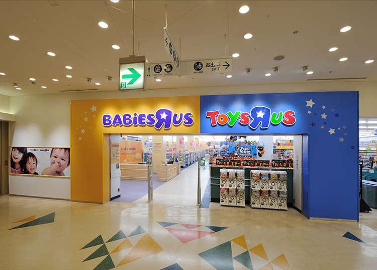 """Mencari Mainan dari Berbagai Negara di Dunia di Toys """"R"""" Us"""