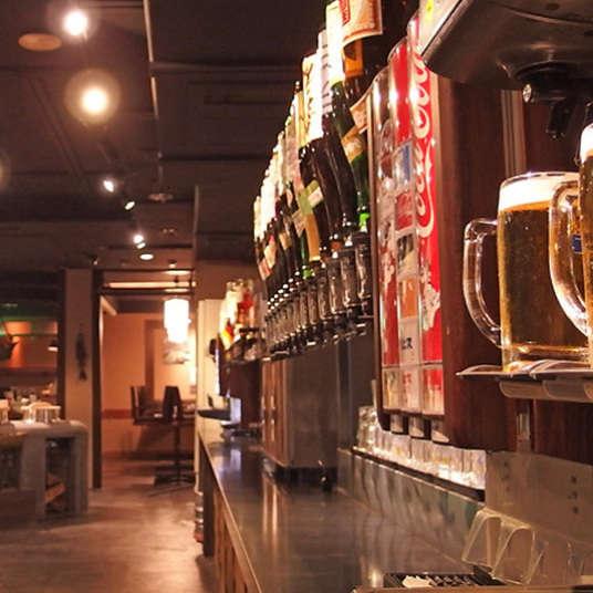 "Minum-Minum di Ikebukuro! Mana yang Sesuai Mood Anda, Kedai Minum ""All You Can Drink"" atau Bar?"