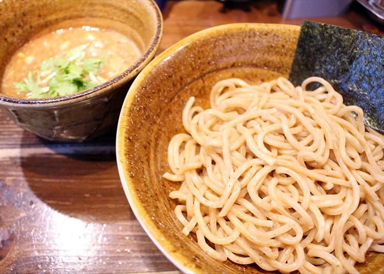 濃厚なスープが旨い「二代目えん寺」