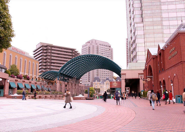 Walk and see Ebisu fully, the sophisticated town for travelers, in 3 hours!
