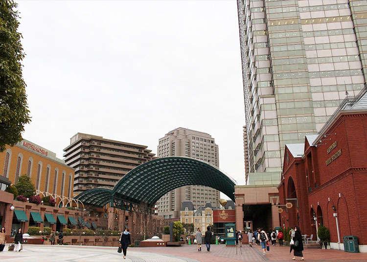 首先先前往「惠比壽花園廣場 」