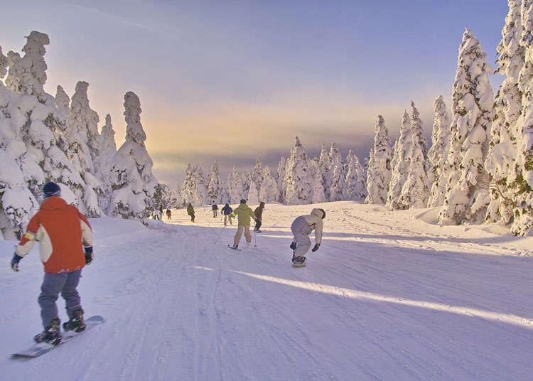冬季休闲活动