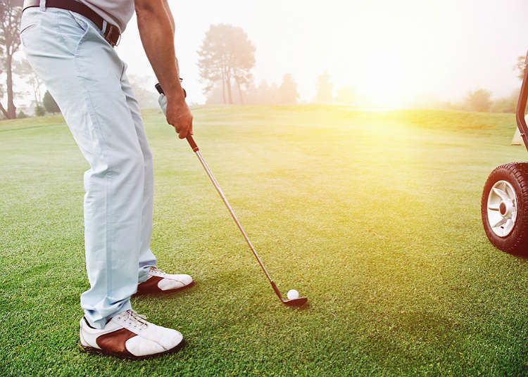 Olahraga Golf