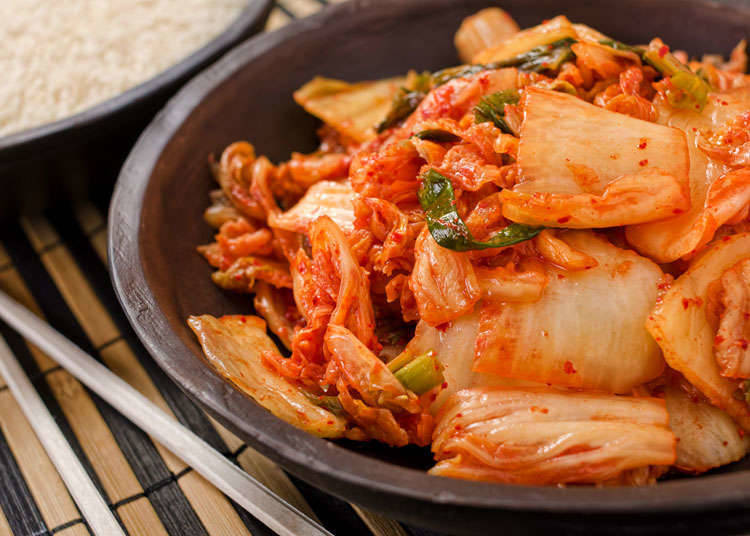 日本の韓国料理の歴史