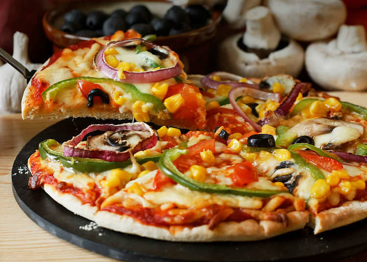 Jenis-jenis Piza