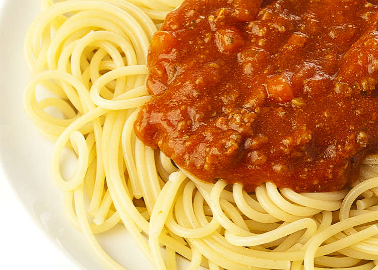 Pasta dan spageti